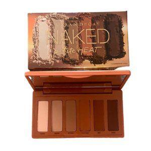 🎉HP!🎉 UD Naked Petite Heat Eyeshadow Palette
